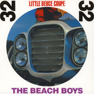 Beach Boys, The - Little Deuce Coupe (Stereo & Mono) Picture Disc Edition