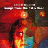 Alain Pire Experience - Songs From The 13th Floor Splatter Vinyl Edition