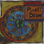 Mickey Hart - Planet Drum 25th Anniversary Edition