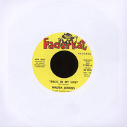 Walter Jenkins - Back In My Life