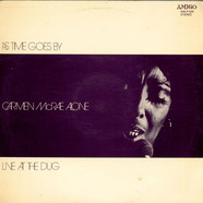 Carmen McRae - As Time Goes By / Carmen McRae Alone / Live at the Dug