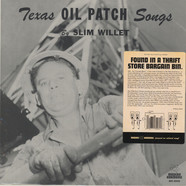 Slim Willet - Texas Oil Songs