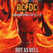 AC/DC - Hot As Hell - Broadcasting Live 1977-79