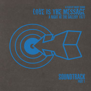 Nicky Siano Presents Love Is The Message - A Night At The Gallery 1977 Soundtrack Part 1