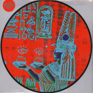 Al Lover meets Cairo Liberation Front - Nymphaea Caerulea EP Picture Disc
