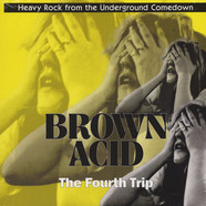 V.A. - Brown Acid: The Fourth Trip Black Vinyl Edition