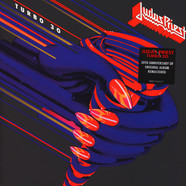 Judas Priest - Turbo 30 Remastered 30th Anniversary Edition