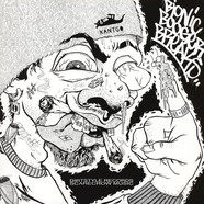DJ Qbert - Bionic Booger Breaks Glow In The Dark Vinyl Edition
