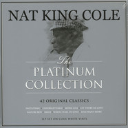 Nat King Cole - The Platinum Collection White Vinyl Edition