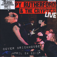Wimpy Rutherford & The Cryptics - Live At The Brickhouse Blue Vinyl Edition
