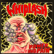Whiplash - Power And Pain Orange Vinyl Edition