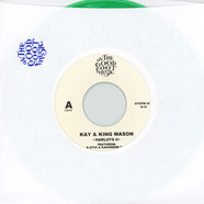 Kay & King Mason - Harlots II Feat. K-Otix & Kashmere Don / Nervous Feat. The Luv Bugz Green Vinyl Edition