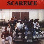 Scarface - Scarface/ Scarface Dub Version White Vinyl Edition