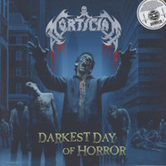 Mortician - Darkest Day Of Horror Colored Vinyl Edition