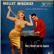 Harry Breuer And His Quintet - Mallet Mischief Vol.2