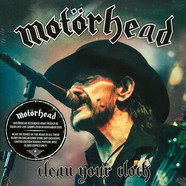Motörhead - Clean Your Clock Picture Disc Edition