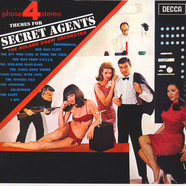 Roland Shaw - Themes For Secret Agents