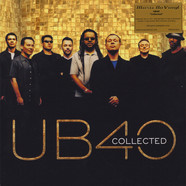 UB40 - Collected Black Vinyl Edition