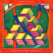 Maat Lander / Oresund Space Collective - Split LP