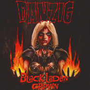 Danzig - Black Laden Crown Yellow Vinyl Edition