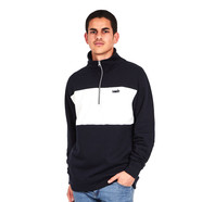 Wemoto - Maple Half-Zip Sweater