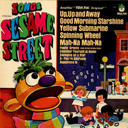 Peter Pan Orchestra And Chorus - Songs From Sesame Street