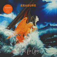 Erasure - World Be Gone Orange Vinyl Edition