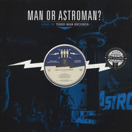 Man Or Astroman? - Live At Third Man Records