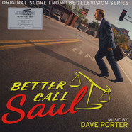Dave Porter - OST Better Call Saul Season 1&2 Black Vinyl Edition
