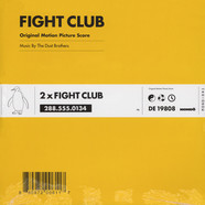 Dust Brothers - OST Fight Club European Edition