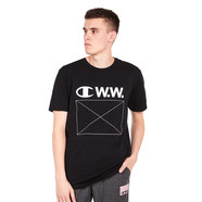 Champion x Wood Wood - T-Shirt