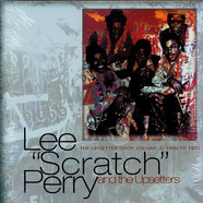 Lee Perry & The Upsetters - The Upsetter Shop, Volume 2; 1969 To 1973