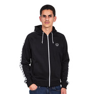Fred Perry - Hooded Taped Track Jacket
