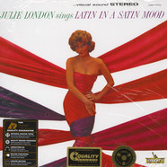 Julie London - In A Stain Mood 45RPM, 200g Vinyl Ediiton