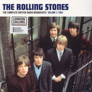 Rolling Stones - Complete British Radio Broadcasts Volume 2