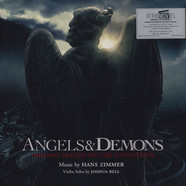 Hans Zimmer - OST Angels & Demons Colored Vinyl Edition