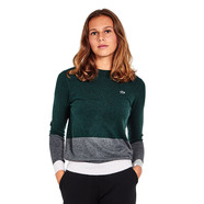 Lacoste L!VE - L!VE Color Block Jersey Sweater