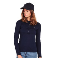 Lacoste - Mini Pique Longsleeve Polo Shirt