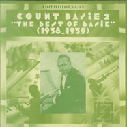 Count Basie - The Best Of Basie (1938-1939)
