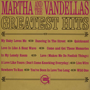 Martha Reeves And The Vandellas - Greatest Hits