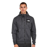 The North Face - Fine Full Zip Hoodie