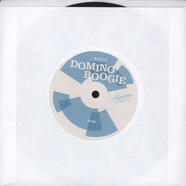 J Boogie / Jay Sole - Domino Boogie /  Save Your Sole