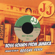 Rulers, The  / Carib Beats, The - Don't Be Rude / JJ Special