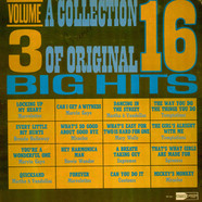 V.A. - A Collection Of 16 Original Big Hits Vol 3