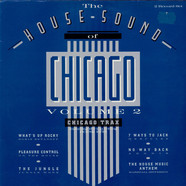 Various - The House Sound Of Chicago - Vol. II - Chicago Trax