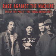 Rage Against The Machine - End Of The Party Black Vinyl Edition