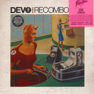 Devo - Recombo DANN / Emergency Codes  Colored Vinyl Edition