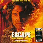 Shirley Walker & John Carpenter - OST Escape From L.A. Colored Vinyl Edition