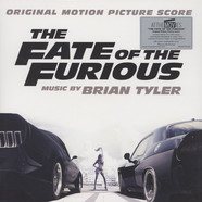Brian Tyler - OST The Fate Of The Furious Silver Vinyl Edition