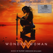 Rupert Gregson-Williams - Wonder Woman Black Vinyl Edition